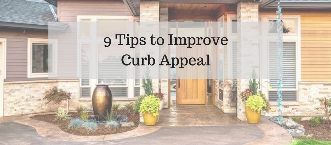 It's the Little Things That Boost Curb Appeal