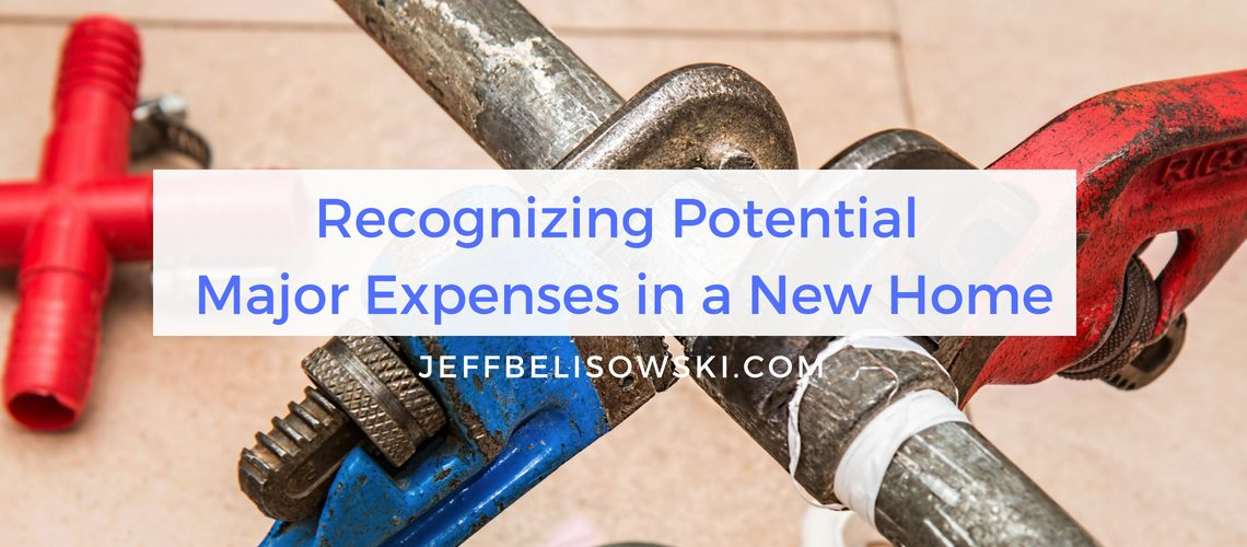 Recognizing Potential Major Expenses in a New Home