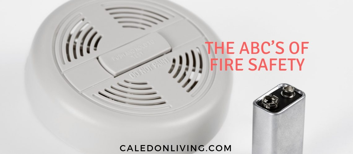 The ABCs of Fire Safety
