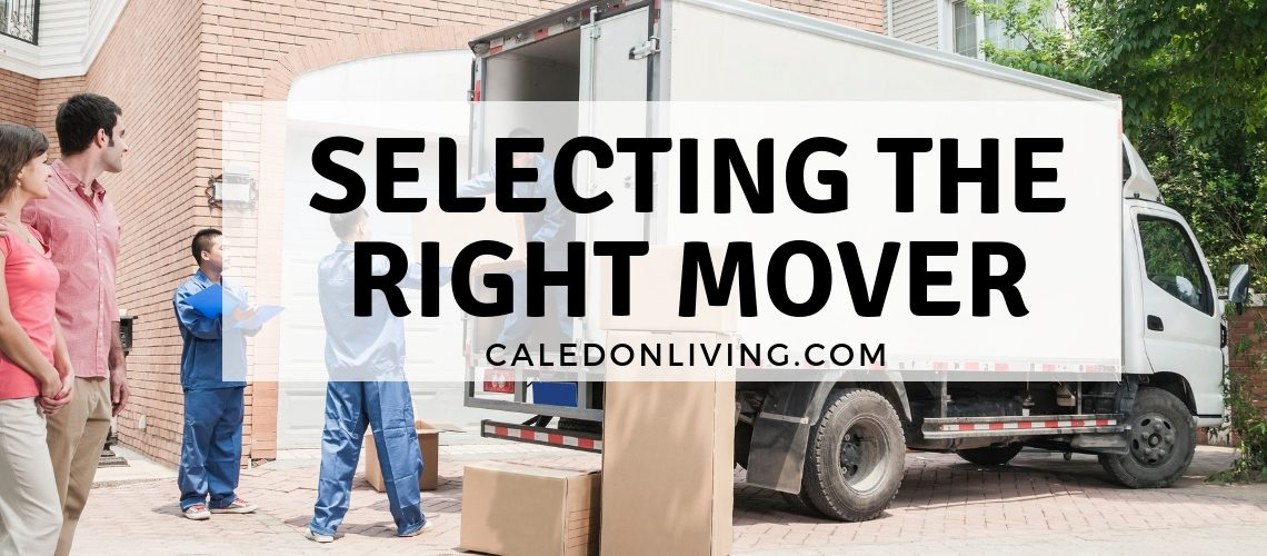 Selecting the Right Mover