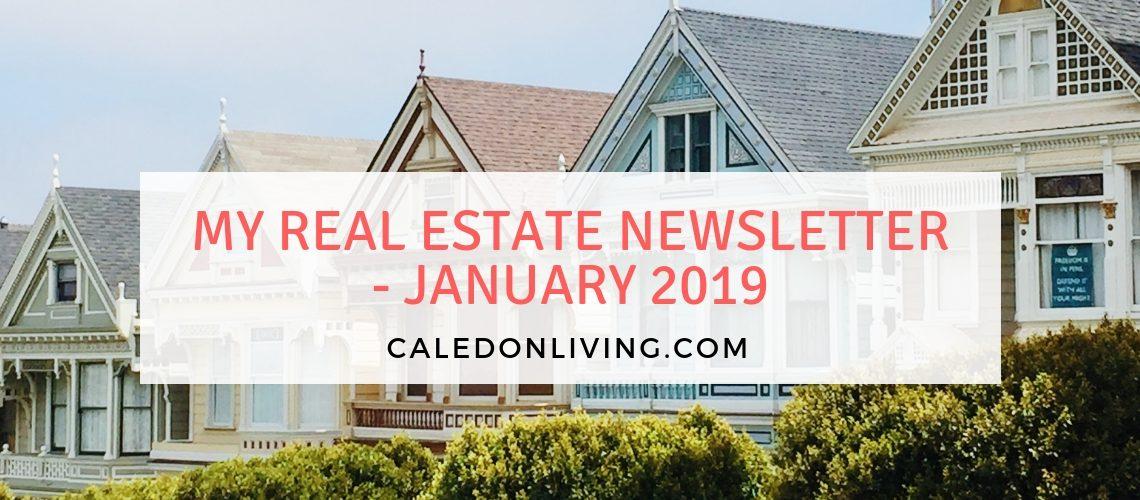 January 2019 - Real Estate News