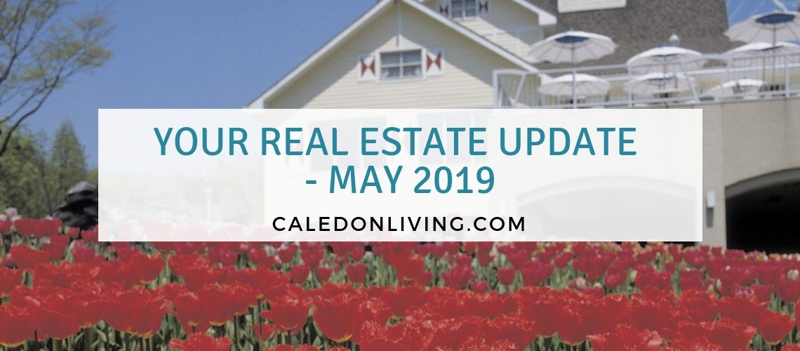 Blog - YOUR REAL ESTATE UPDATE - MAY 2019