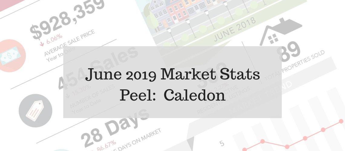 Jeff Belisowski - BLOG - June 2019 Real Estate Market Stats
