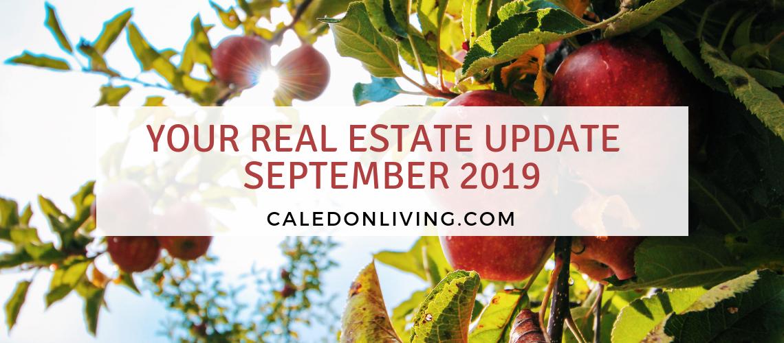 Jeff Belisowski, Royal Le Page - Real Estate Update – September 2019