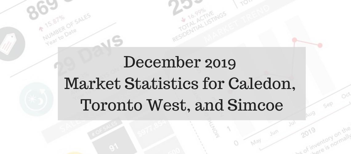 Jeff Belisowski, Royal Le Page - Market Stats Dec 2019