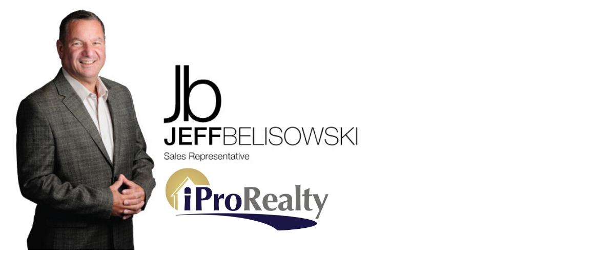 Jeff Belisowski, Sales Representative