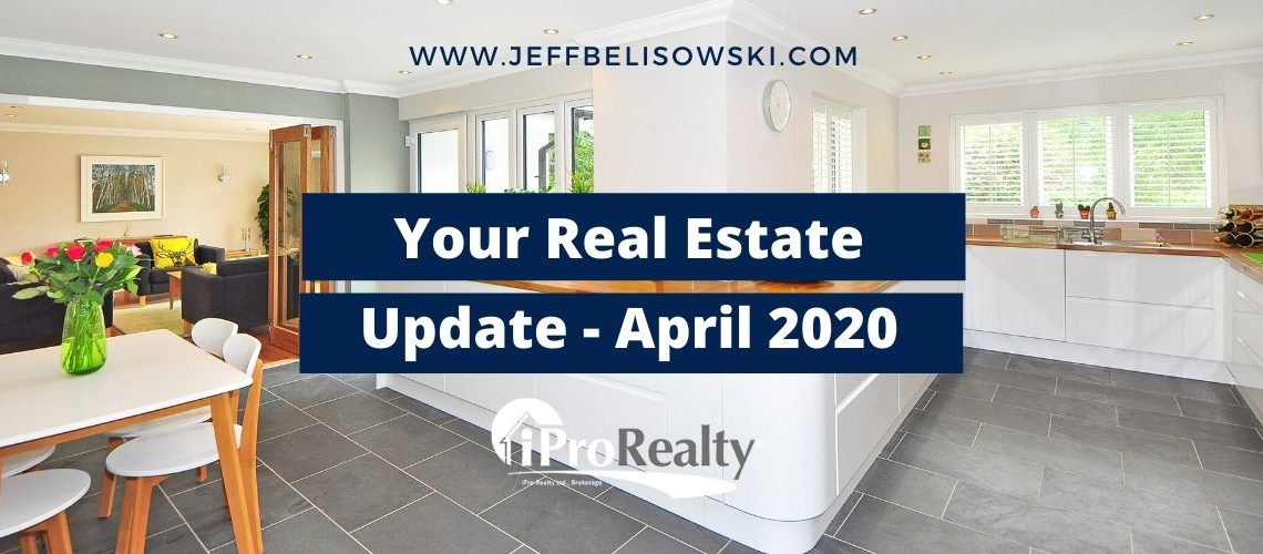iPro Realty - Jeff Belisowski - Your Real Estate Update 2020
