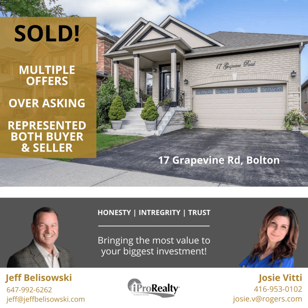 SOLD - 71 Grapevine Rd